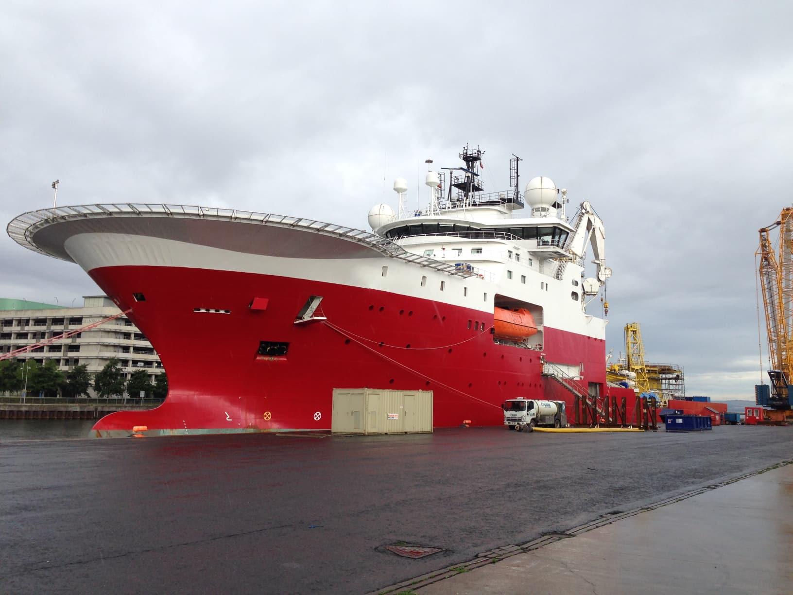 Vessel ISM, ISPS, MLC audit